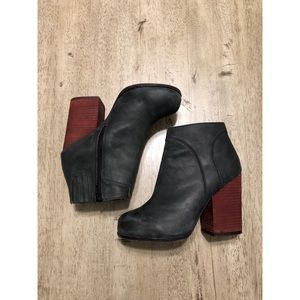 Jeffrey Campbell Hanger Booties